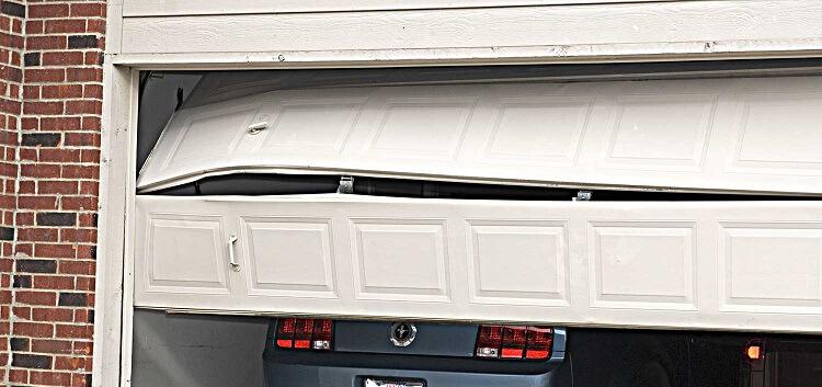 Four Common Causes Of Garage Door Problems