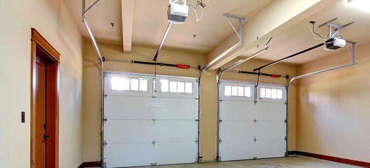A Modern Garage Door Solution:  Keyless Garage Door Entrance