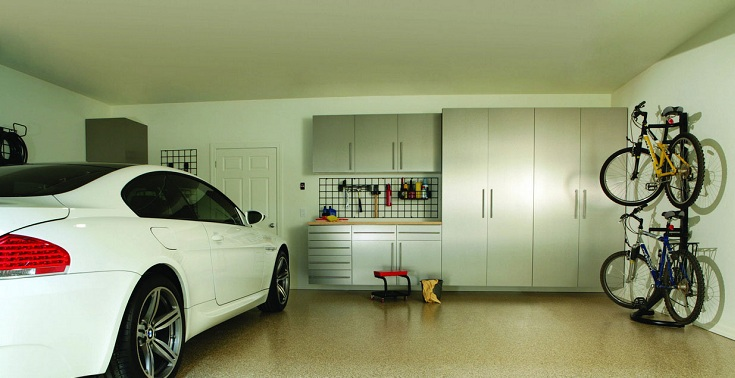 Learn The Benefits of Parking Inside of Your Garage