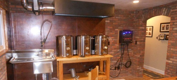 At-Home Micro Brewery