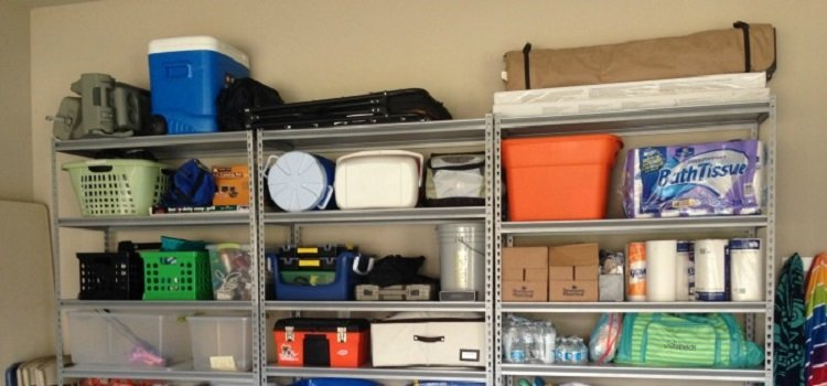 Food Storage In Your Garage