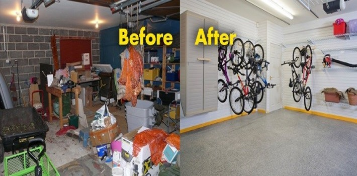 Lazy Guides: Cleaning out Your Garage -Tips and tricks for getting it done, and fast